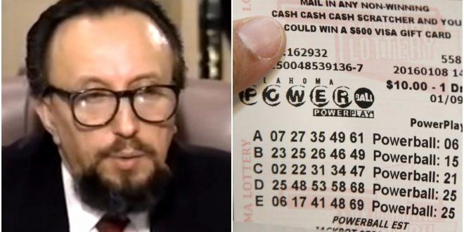 Cómo ganar la lotería 14 veces con una fórmula simple y legal