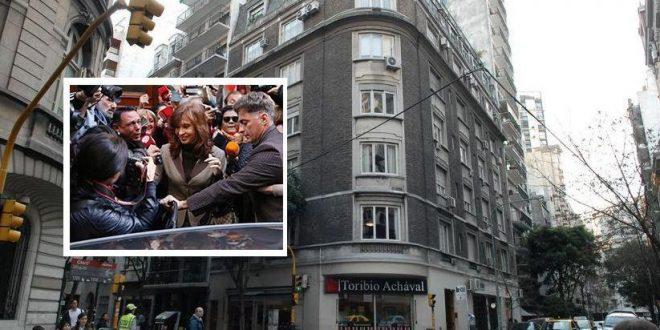 """Abogado de Cristina Kirchner: """"Vamos a plantear la nulidad del allanamiento""""  #AllanamientosACFK"""