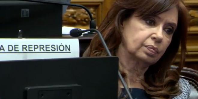 Miralo en vivo : La Policía allana el domicilio de Cristina Kirchner en Río Gallegos