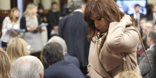El Senado debate si autoriza los allanamientos a los domicilios de Cristina Kirchner