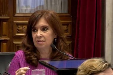 Bonadío pedirá el desafuero de Cristina Kirchner