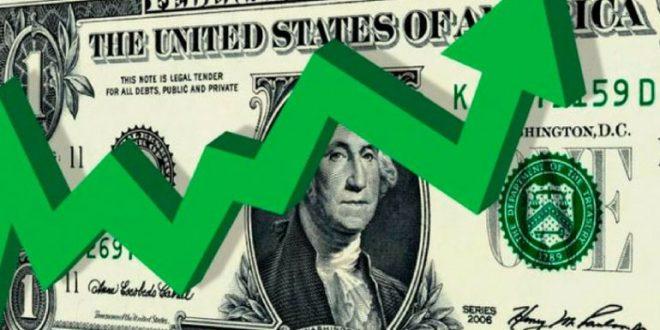 El dólar que cerró con alza de 18 centavos a $ 28,23