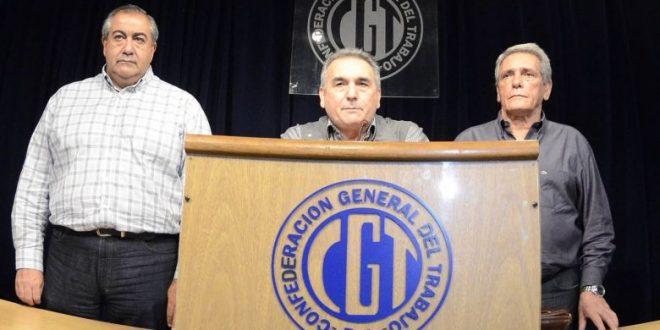 La CGT convocó a un paro general para el martes 25 de septiembre