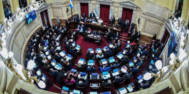 Senadora K cambió su posición y el rechazo al aborto suma 37 votos