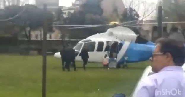 Explicación del Gobierno por el video de Antonia en el helicóptero presidencial