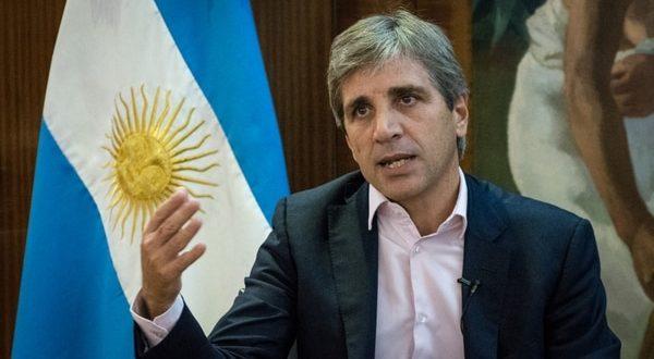 Luis Caputo renunció al BCRA y asume Guido Sandleris