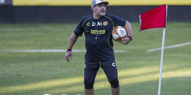La intimidad de Diego Maradona en Sinaloa