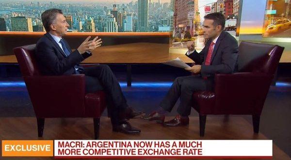 Macri confirmó que irá por la reelección