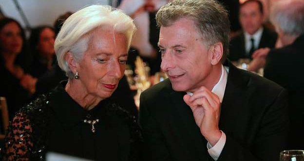 Macri se reúne con Christine Lagarde para cerrar el acuerdo con el FMI