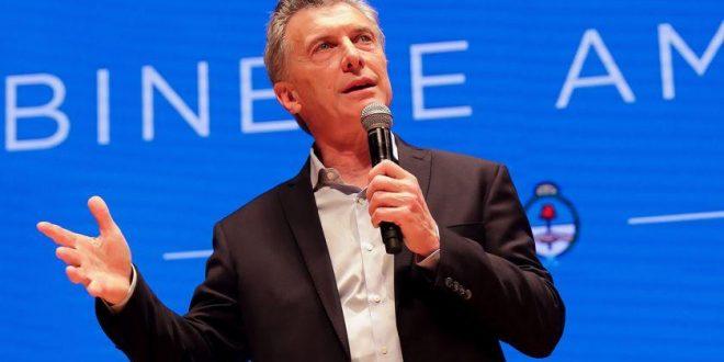"""Macri: """"Sin Cambiemos en el Gobierno, esta tormenta hubiese terminado como el 2001"""""""