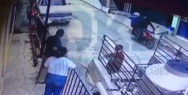 Video : Así fusilaron a un periodista en plena calle