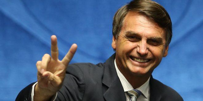 """Jair Bolsonaro prometió una """"limpieza nunca vista"""" si gana las elecciones"""