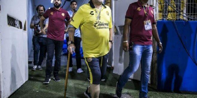 La foto de Diego Maradona que preocupa