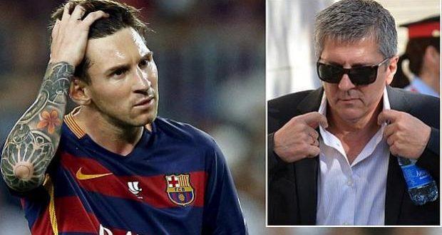 Lionel Messi, su padre y su hermano acusados por evasión fiscal en Argentina