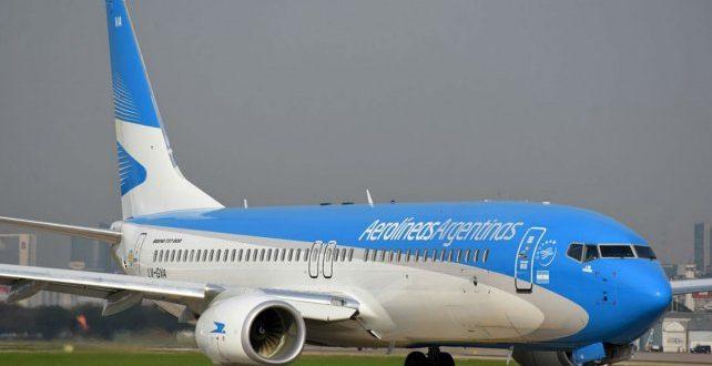 Aerolíneas Argentinas cancela todos sus vuelos del lunes 26 de Noviembre