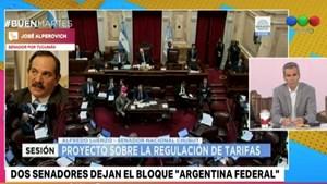 """Alperovich deja el bloque Argentina Federal: """"El peronismo debe estar unido e incluir a Cristina"""""""