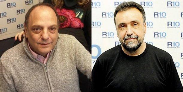 Baby Etchecopar LIQUIDÓ a Roberto Navarro