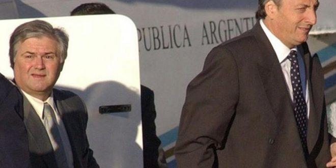 Detuvieron en el aeropuerto de Ezeiza a Carlos Gellert, testaferro de Daniel Muñoz