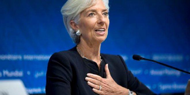 """Christine Lagarde: """"El segundo trimestre de 2019 debería marcar el principio de un giro, luego el pueblo argentino decidirá su futuro"""""""