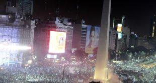 El campeón de la Copa Libertadores podrá festejar en el Obelisco porteño