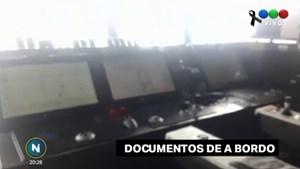 Documento de a bordo: cómo es el barco que encontró al ARA San Juan