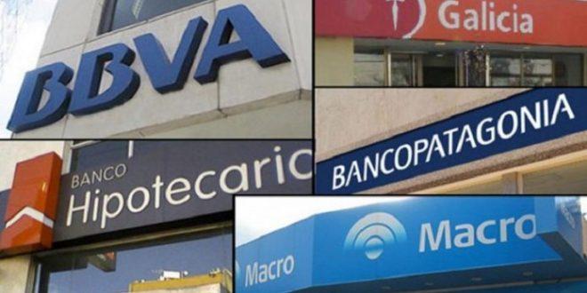 Feriado bancario en todo el país para el próximo viernes 30