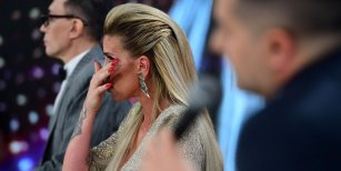 Flor Peña entró en una crisis de llanto luego de una fuerte discusión con Ángel de Brito