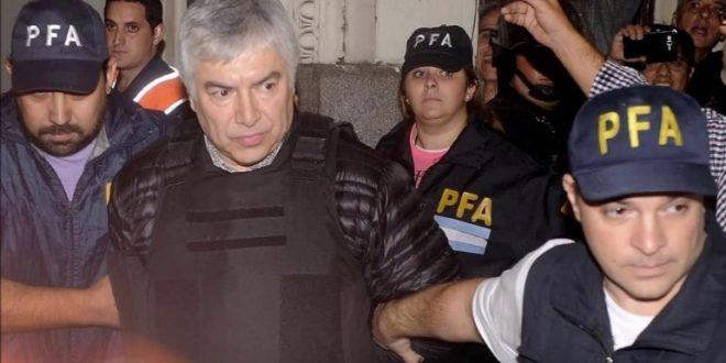 Lázaro Báez continúa haciendo negocios desde la cárcel