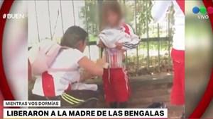 """Liberaron a la madre de la pirotecnia: """"Eran cascos de bengalas vacíos"""""""