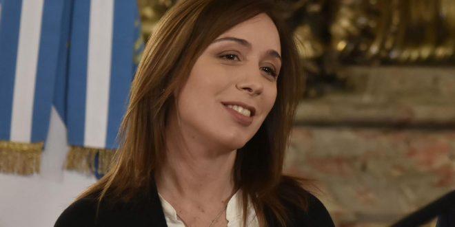 María Eugenia Vidal sigue siendo la dirigente política con mejor imagen del país
