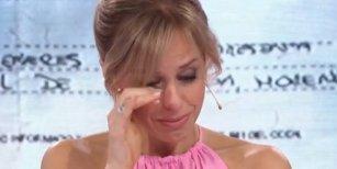 """Mariana Fabbiani se quebró al aire: """"Esta es la nota más difícil de mi vida"""""""