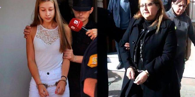 Los detalles de la pelea entre Nahir Galarza y Griselda Bordeira, ex concejalaprocesada por narcotráfico