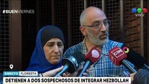 """Padres de los detenidos por supuestos vínculos con Hezbollah: """"Los argumentos son falsos"""""""