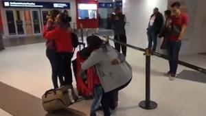 Pasa de noche: el vuelo de los inmigrantes venezolanos