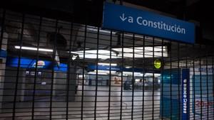 Por el G20 cerrarán las terminales de Retiro, Once y Constitución