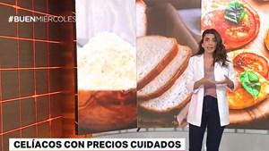 Precios Cuidados incluye ahora alimentos para celíacos
