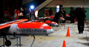Nueva campaña de ensayos en vuelo de Sistemas Aéreos No Tripulados