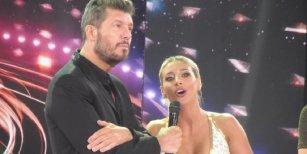 """Sol Pérez denunció """"hacinamiento"""" en los camarines de Showmatch"""