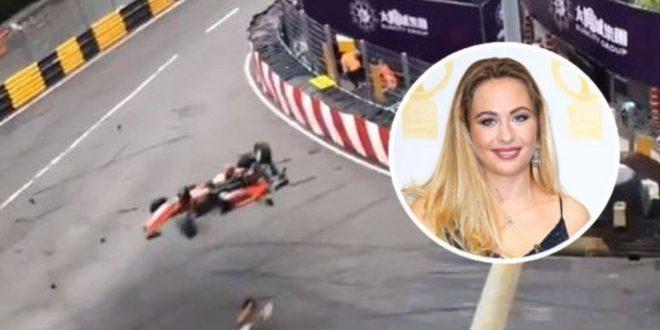 VIDEO: Impresionante accidente de Sophia Floersch en el Gran Premio de Macao