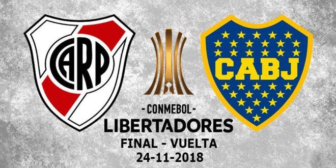 Ver la Superfinal de la Libertadores por Internet
