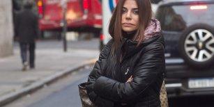 Zulemita Menem se enteró por televisión de la enfermedad de su hermano Máximo