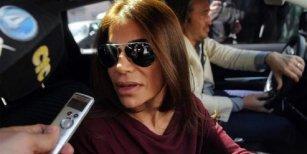 """Zulemita viaja a Chile con Carlos Menem: """"Vamos a llegar para el final de la operación de Máximo"""""""