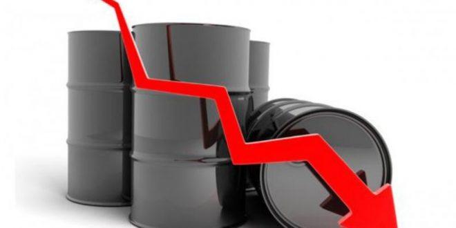 El barril de petróleo Brent cae por debajo de u$s 60 por primera vez en más de un año