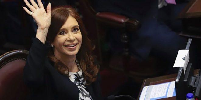 El Senado debate el desafuero de Cristina Kirchner