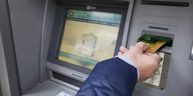 Como evitar el robo de datos en el cajero automático