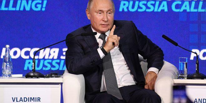 """Putin: Si el Gobierno de Ucrania """"exige bebés para desayunar, es probable que se los sirvan"""""""