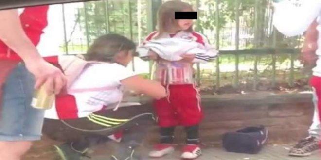 La mujer que le pegó bengalas a su hijo podría ir a la carcel entre 2 y 8 años