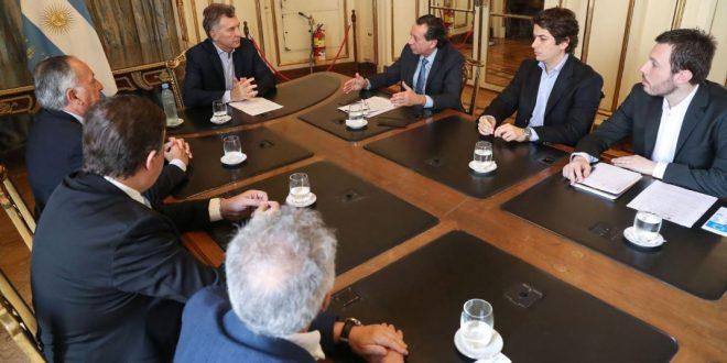 Macri anunció beneficios para los sectores textil, calzado y marroquinería