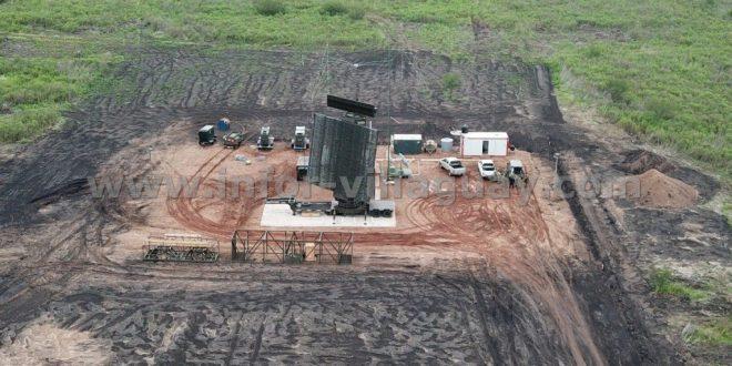 Comenzó a operar un nuevo radar de la Fuerza Aérea en la Provincia de Entre Ríos