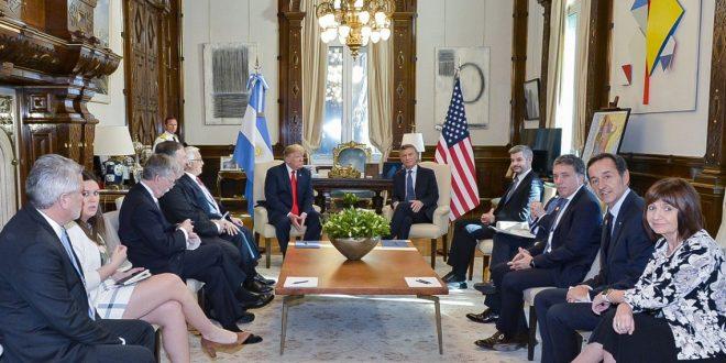 """La reunión entre Macri y Trump fue """"altamente positiva"""""""